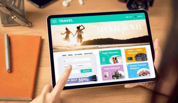 web de Viajes Baratos